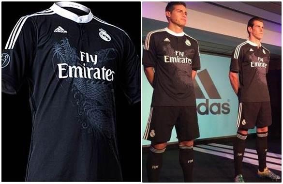 0947de246d583 Real Madrid presentó la camiseta diseñada por un japonés - Archivo ...