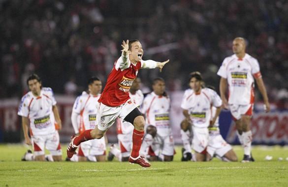 Resultado de imagen para santa fe copa colombia 2009