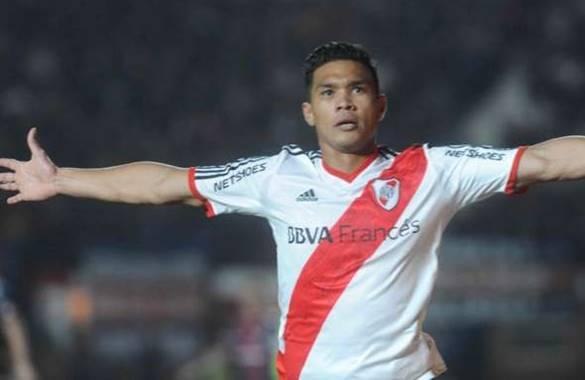 Teo Gutiérrez confirmó que no quiere jugar más en River