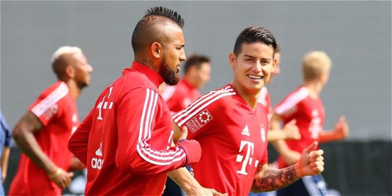 Bayern visita a Schalke: oportunidad de oro para el brillo de James