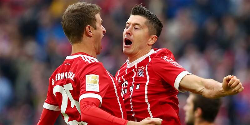 Bayern Múnich Mainz 05