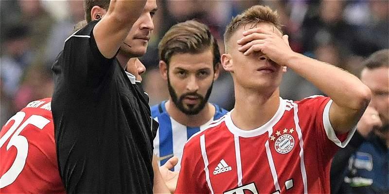 Bayern Múnich Hertha Berlín