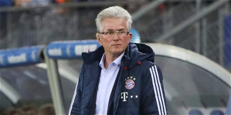 \'Para suplir la baja de Müller están James o Thiago\', dijo Heynckes