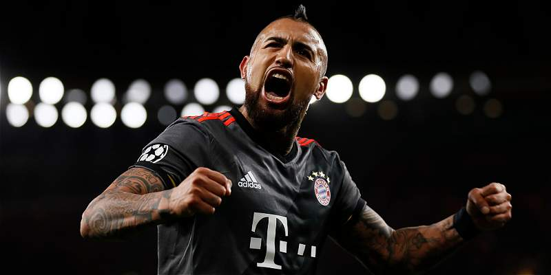 Arturo Vidal: vinculado en una fiesta de peleas y excesos en Múnich