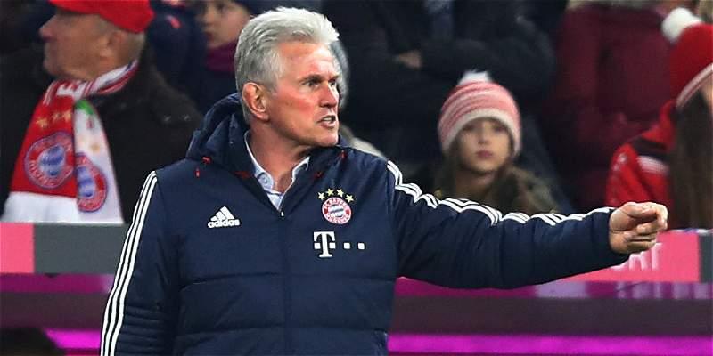 El Bayern y el efecto Heynckes: cinco partidos, cinco triunfos