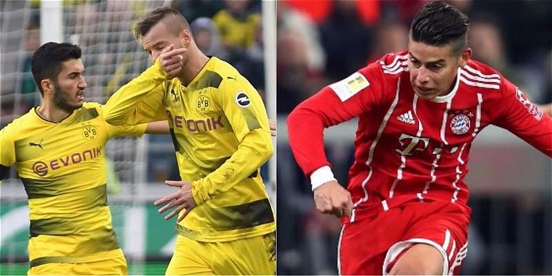 Bayern vs. B. Dortmund