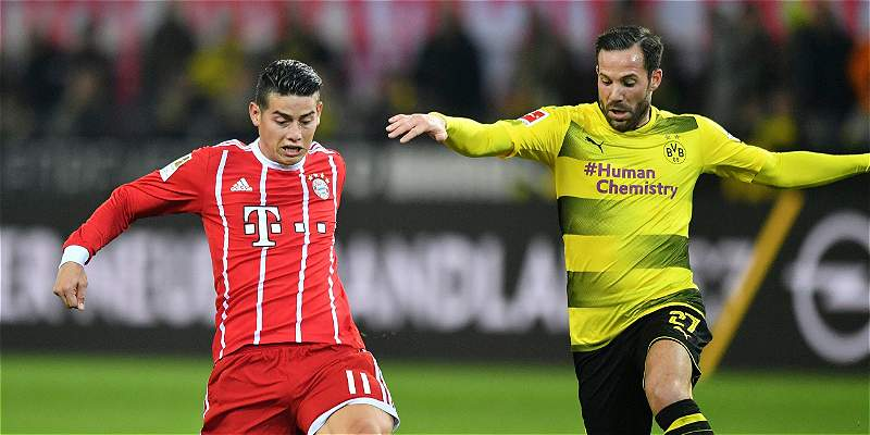 James Rodríguez, Bayern