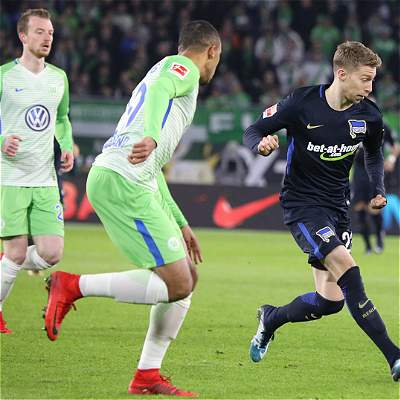 Wolfsburgo y Hertha
