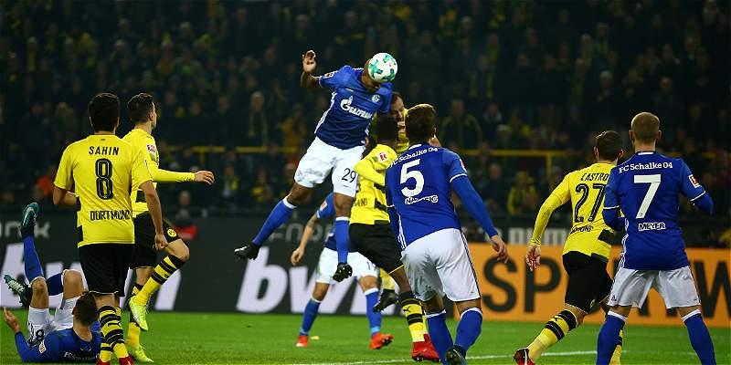 Borussia Dortmund y Schalke 04