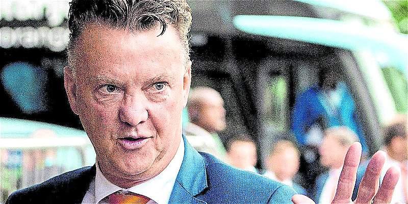 Honestidad brutal de Louis Van Gaal sobre su negativa a ir al Dortmund