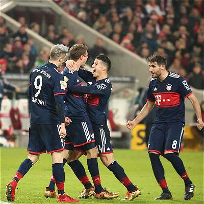 James en Bayern