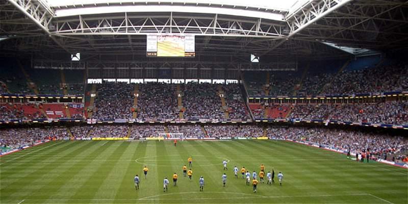 Estadio del Milenio de Cardiff