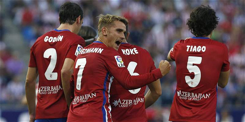 Benfica y Atlético de Madrid se medirán por primera vez en Europa
