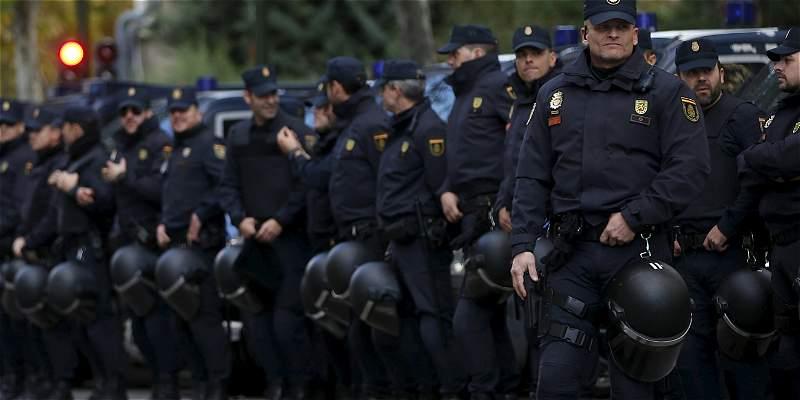 Triplican medidas de seguridad en Camp Nou para Barcelona vs. Roma