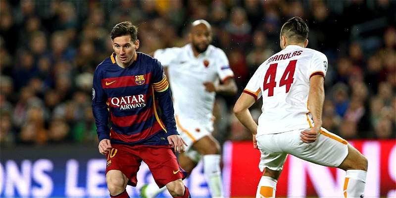 Reviva aquí el minuto a minuto de la goleada 6-1 del Barcelona a Roma