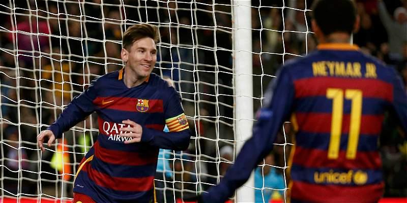El segundo gol de Barcelona: todos los jugadores tocaron el balón