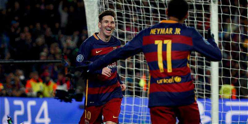 Barcelona no tuvo compasión con Roma y lo goleó 6-1