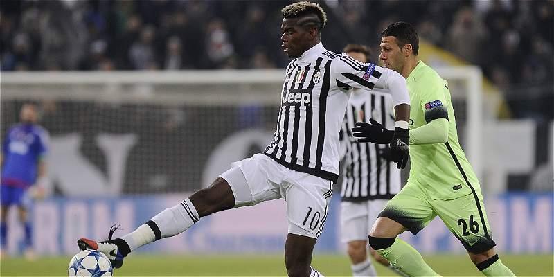 Reviva aquí el minuto a minuto del triunfo de Juventus 1-0 al City