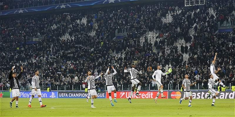 Con Cuadrado los últimos minutos, Juventus le ganó 1-0 al City