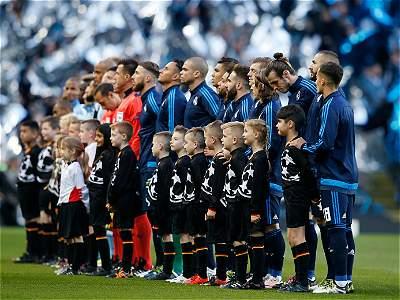 Manchester City - Real Madrid (GALERÍA)