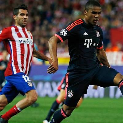 Atlético vs Bayern Champions