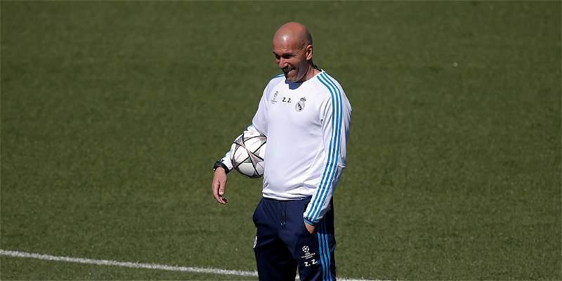 Zidane da noticias: CR7 sí juega frente al City, Bezema y Casemiro no