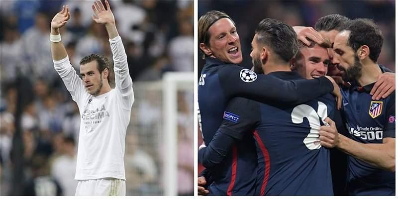 Real Madrid y Atlético acaparan el once de la semana en la Champions