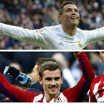 Champions League final Real Madrid Atlético de Madrid