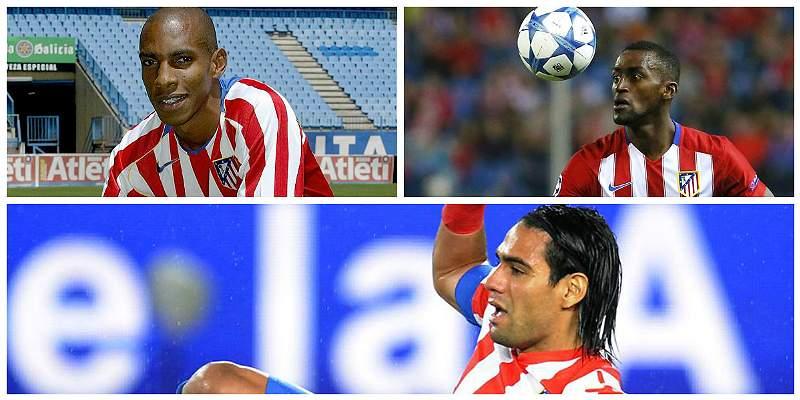 Atlético de Madrid y su afinidad con el fútbol colombiano