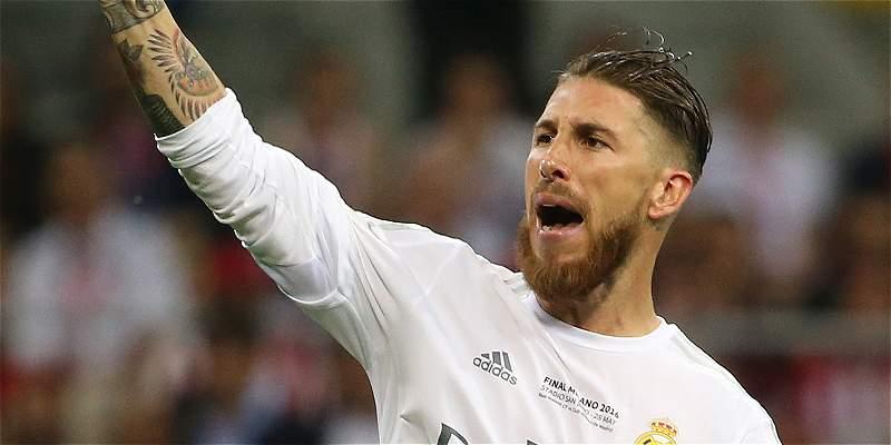 Sergio Ramos fue elegido mejor jugador de la final de Champions