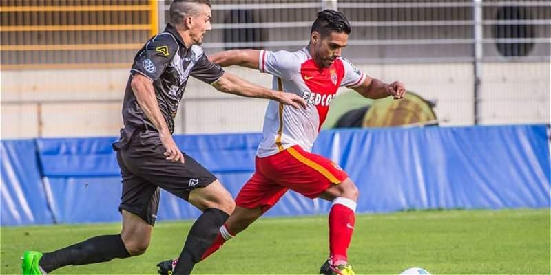 Falcao García vuelve a Champions: jugará con Mónaco contra Fenerbahce
