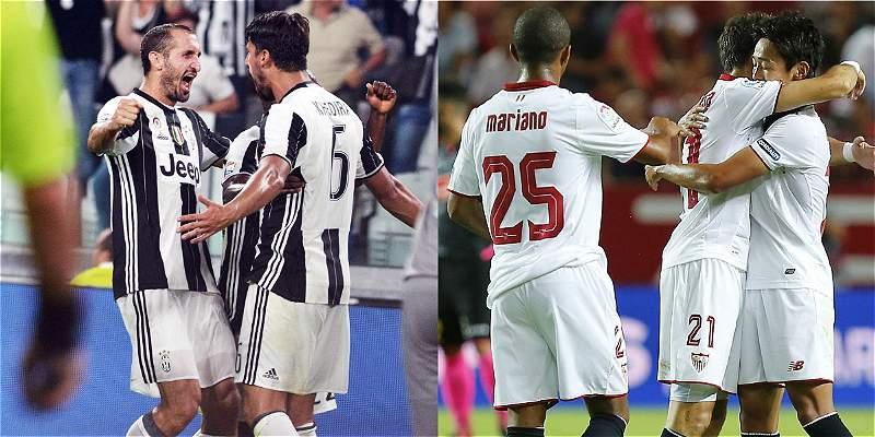 Juventus Sevilla