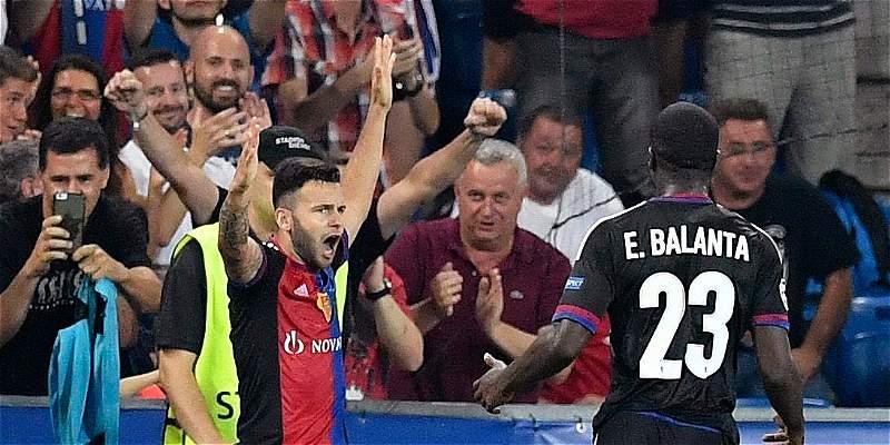 Basel Ludogorets Champions Basilea