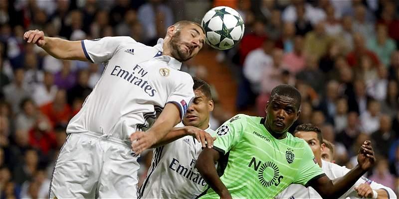 Real Madrid vs. Sporting