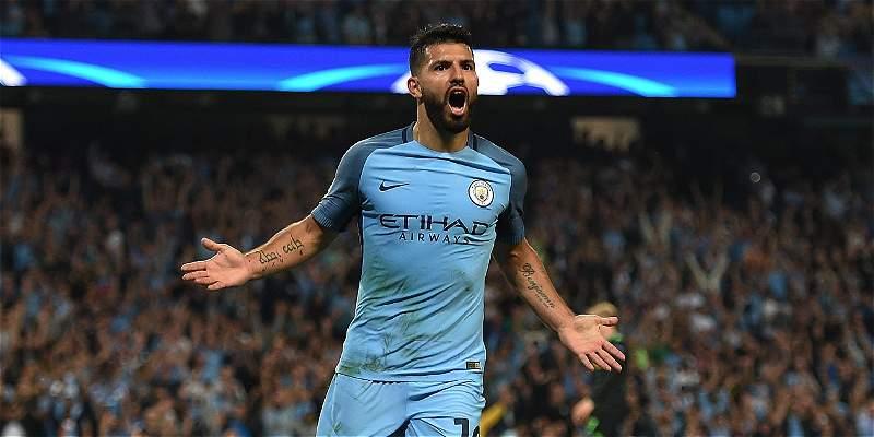 Goleada del Manchester City en Champions: venció 4-0 a Monchengladbach