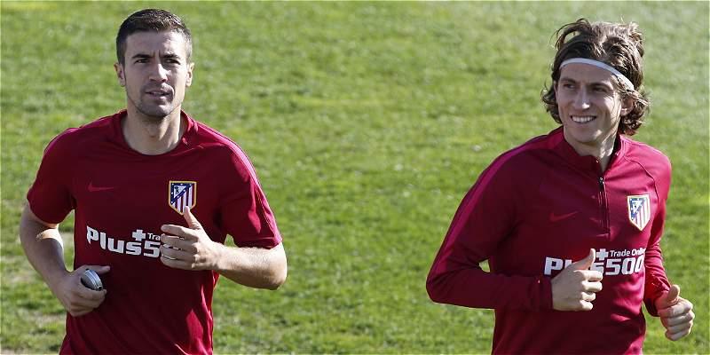 Atlético de Madrid repone fuerzas con Bayern Múnich ya a la vista