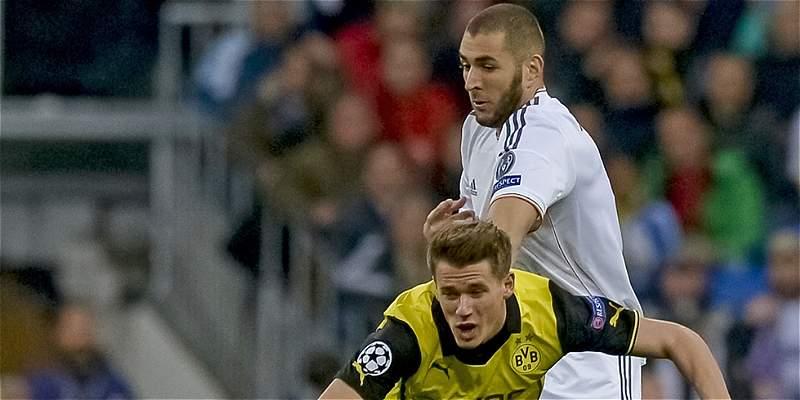 Dortmund, segundo equipo alemán al que más se enfrentó Real Madrid