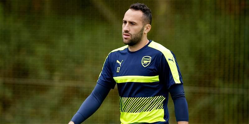 Arsenal previo