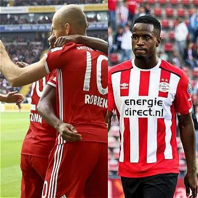 Con Santiago Arias como posible titular, PSV visita al Bayern Múnich