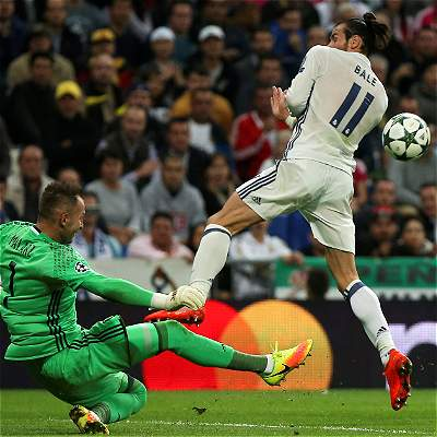 Real Madrid vs Legia/Galería