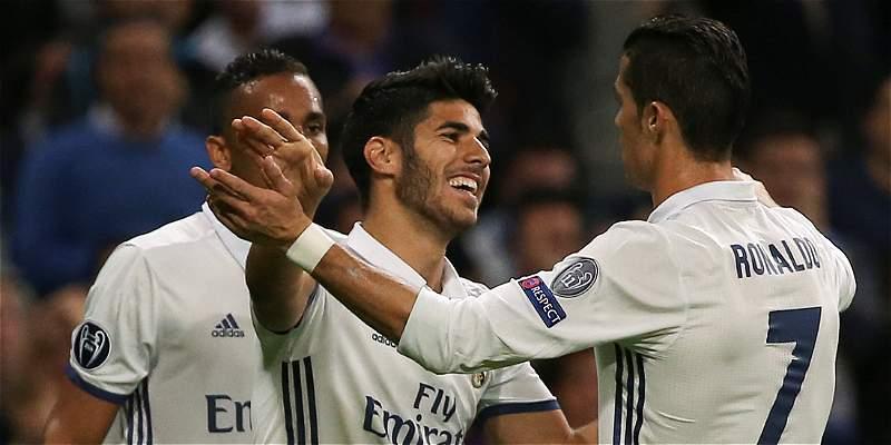 Reviva el minuto a minuto de la goleada del Real Madrid sobre Legia