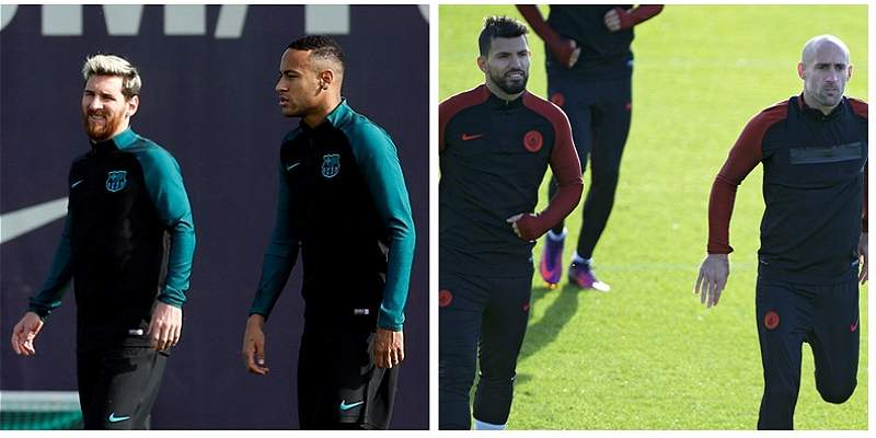 Barcelona vs City