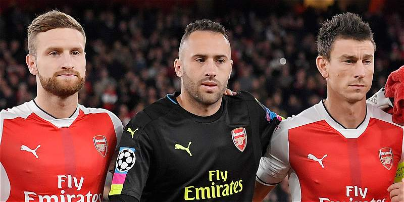 David Ospina Arsenal Champions