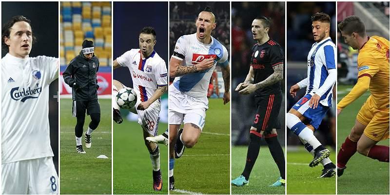 Siete equipos luchan por cuatro cupos a la otra etapa de la Champions