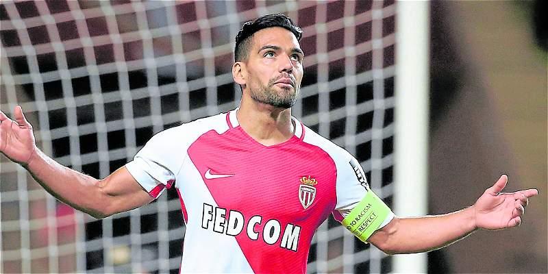 Falcao García no jugará este miércoles la Champions con el Mónaco