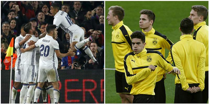 Con James, Real Madrid luchará por el primer lugar, frente al Borussia