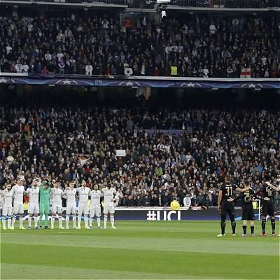 Las mejores fotos del partido entre Real Madrid y Nápoles, en Champions