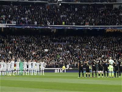 Real Madrid vs. Nápoles/GALERÍA