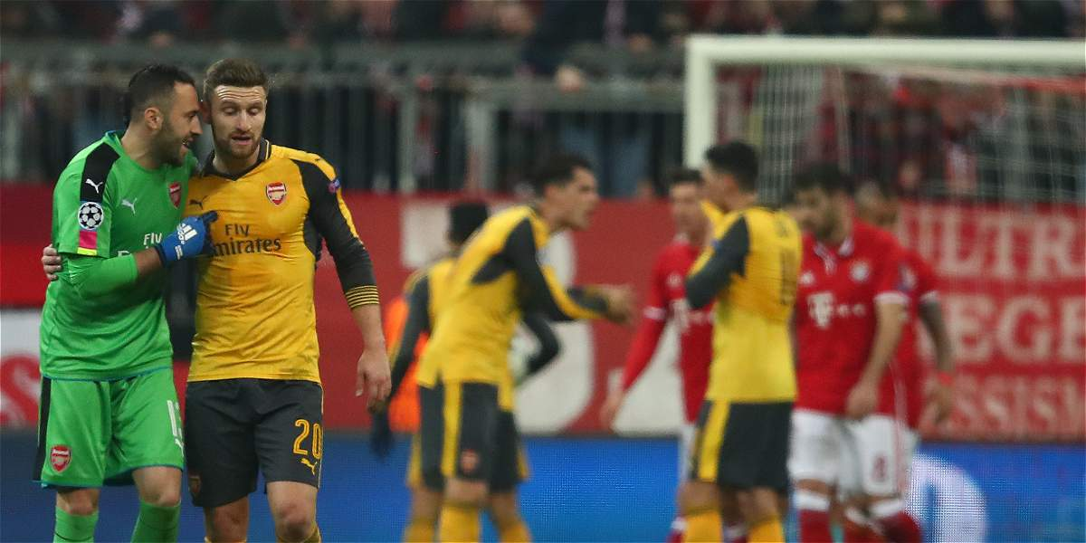 Siga acá el minuto a minuto del Bayern-Arsenal en la Champions League
