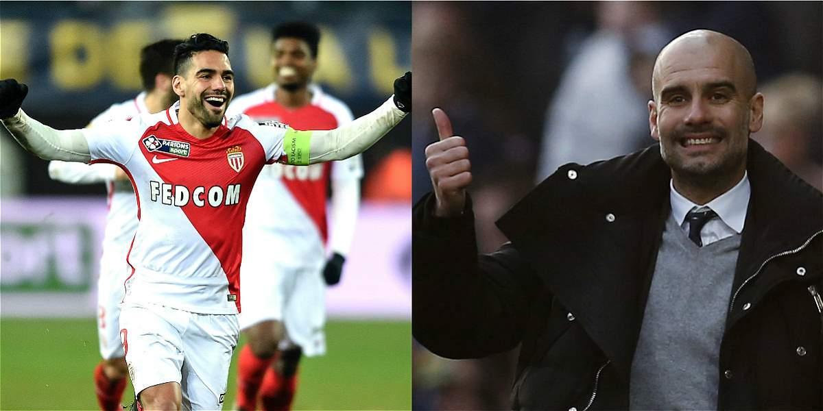 En Manchester City respetan y celebran el regreso de Falcao García